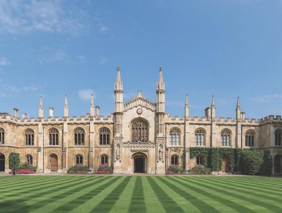 Cours d'anglais Cambridge