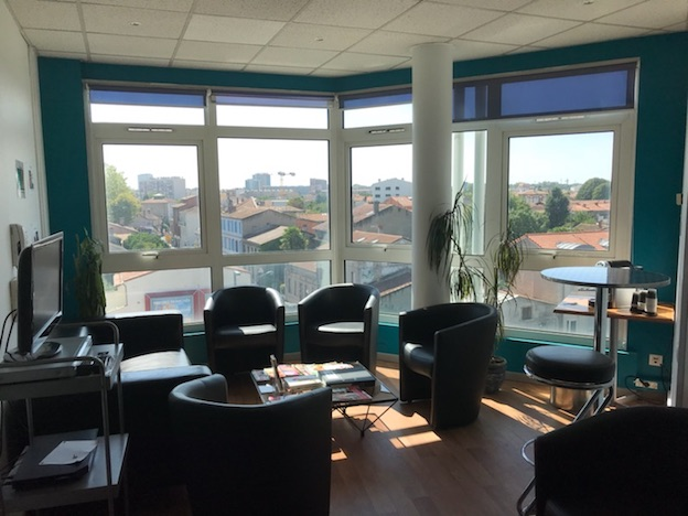 Nouveaux locaux école d'anglais à Toulouse