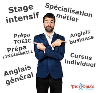 QUelle formation pour l'anglais avec le CPF